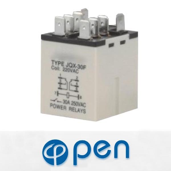 power-relay-JQX-30F